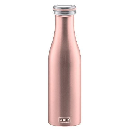 Thermo-Isolierflasche Edelstahl 500ml rosegold