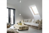 Wohnraumleuchte Oldenburg weiß