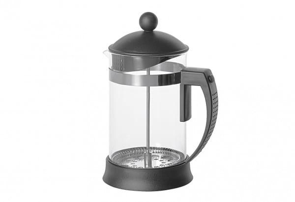 Kaffeebereiter Mariella 6 Tassen schwarz