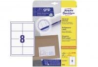 Universal-Etiketten 4782 97x67,7mm weiß 200 Stück