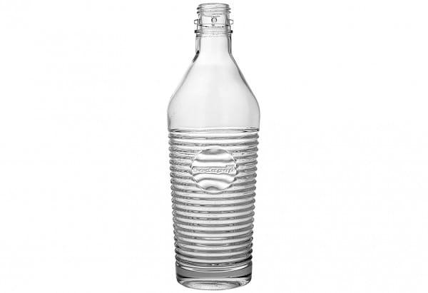 Glasflasche 1 Liter