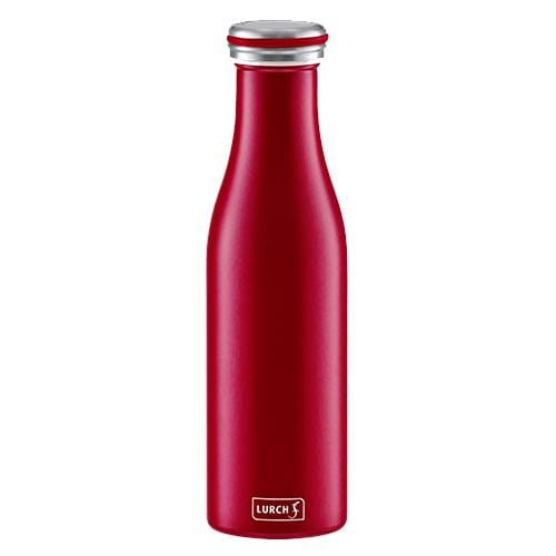Thermo-Isolierflasche Edelstahl 500ml bordeuax