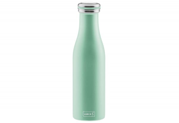 Isolierflasche Edelstahl 500ml pearl green