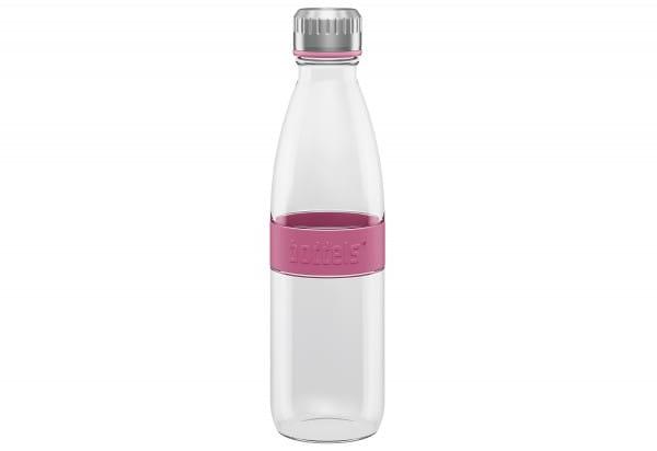 Trinkflasche DREE 0,6l himbeerrot