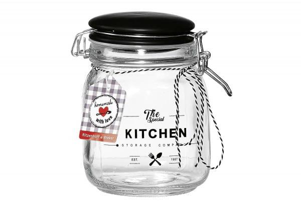 Vorratsglas Kitchen Storage 0,9l