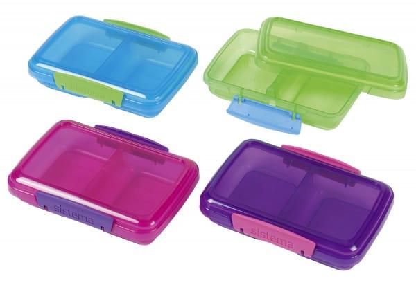 Lunchbox/Brotdose Small Split 350ml 17,5x11,6x4,2cm