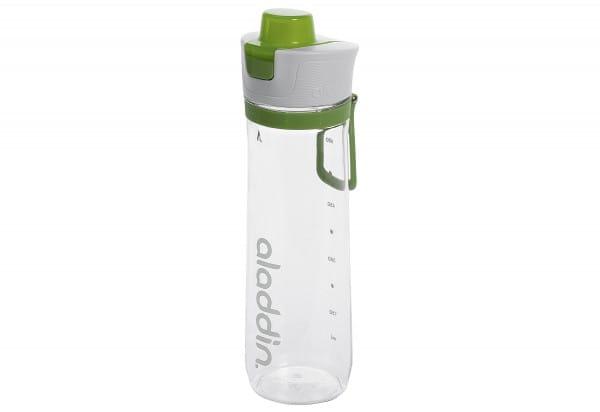 Einhandtrinkflasche Eastman Tritan Kunststoff 0,8l grün