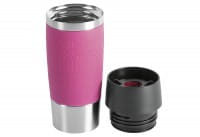 Isolierbecher Travel Mug 0,36l Himbeere