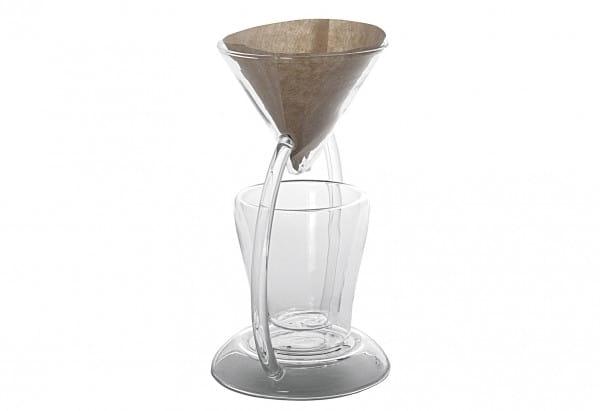 Kaffeebereiter Duo, Glas, Kunststoff