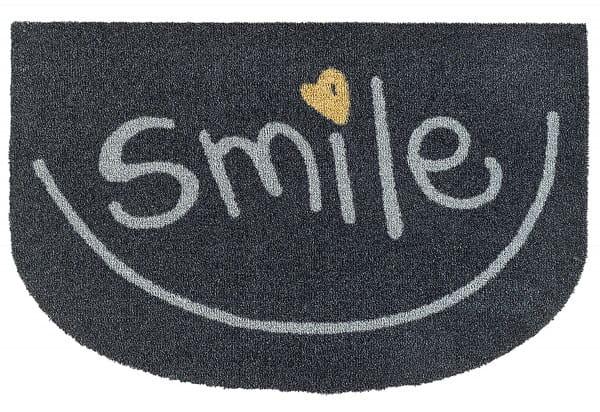 Schmutzfangmatte Elegance smile 50x75cm