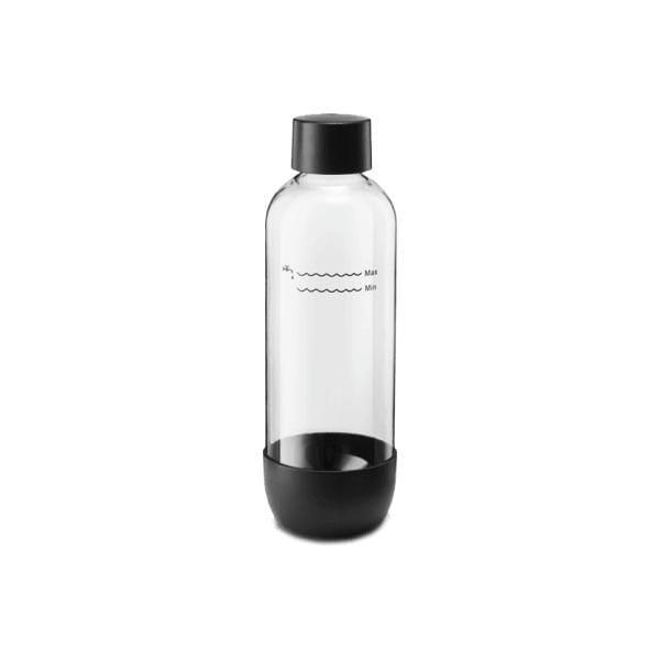 PET-Flasche für Wassersprudler 1l 2er Satz