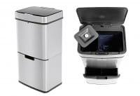 Sensor Abfalltrenner Öko Vario XL Kunststoff 2x25l 1x4l