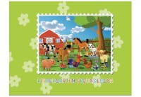 "Kindergarten Freundebuch Design ""Farm"""