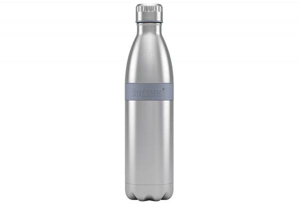 Trinkflasche TWEE 0,8l hellgrau