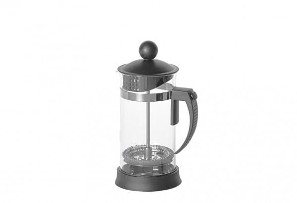 Kaffeebereiter Mariella 3 Tassen schwarz