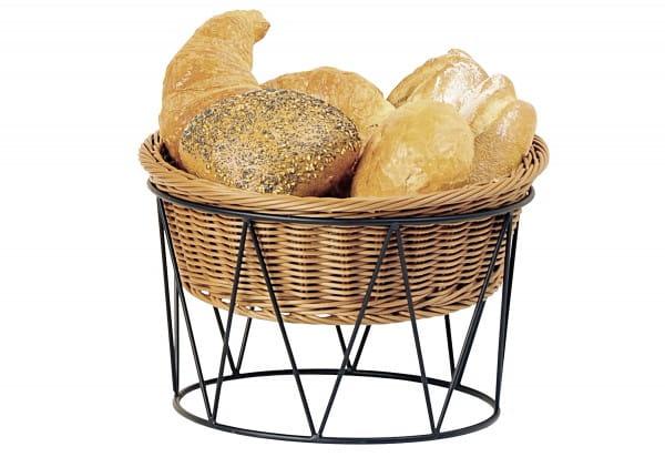 Brotkorb mit Ständer 29,5 x 29,5 x 19,5 cm