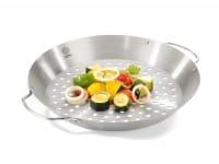 Hähnchengriller/Gemüse-Wok BBQ