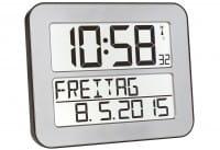 Funk-Wecker Batteriebetrieb 3x25,8x21,2cm