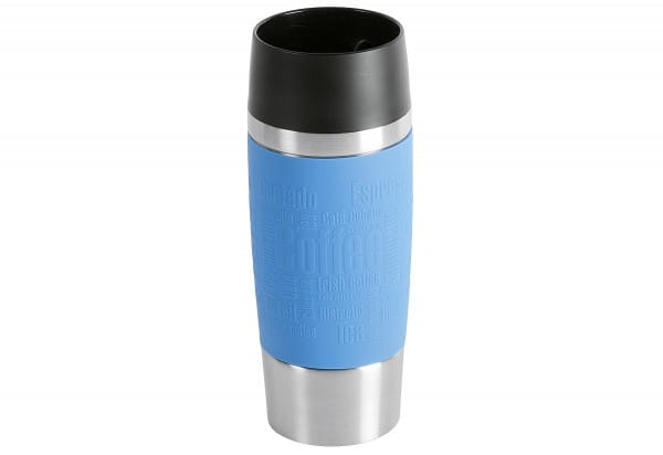 Isolierbecher Travel Mug 0,36l wasserblau