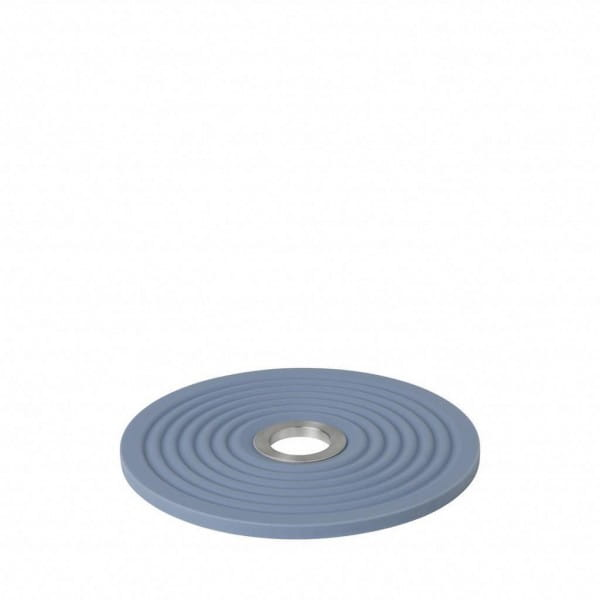 Untersetzer Oolong Flint Stone Edelstahl/Silikon ø14cm