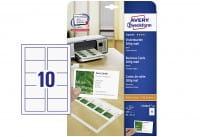 Superior Visitenkarten C32011-10