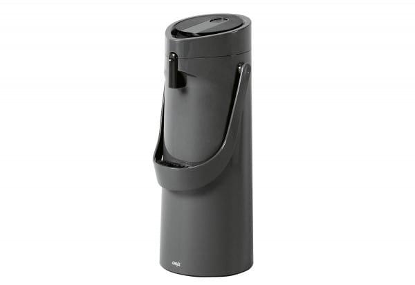 Pump-Isolierkanne Ponza 1,9l anthrazit